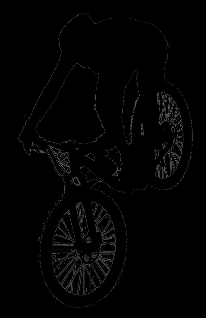 Biker 2_silhouette